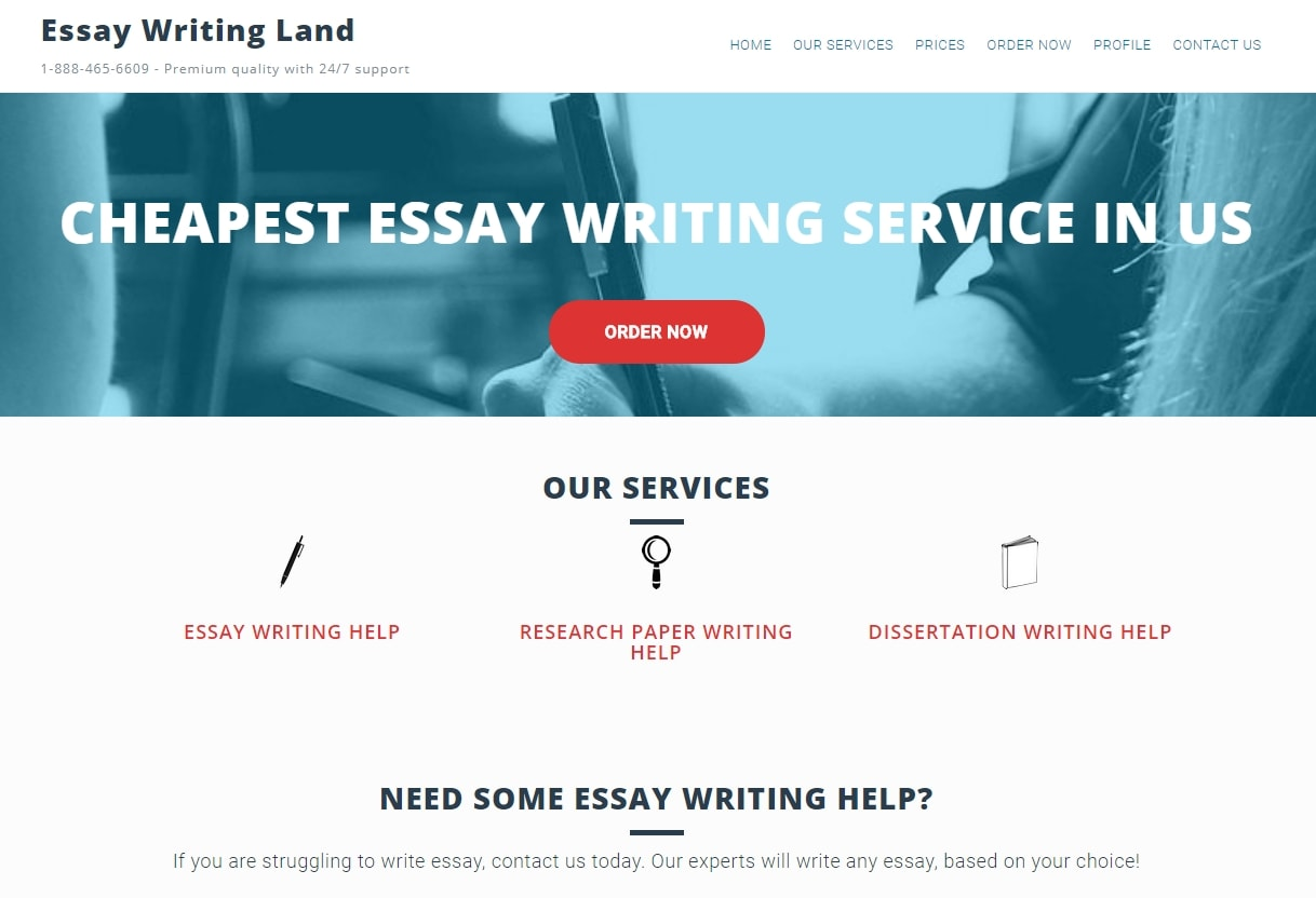top essay writing services reviews of  essaywritingland com